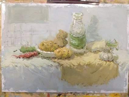 广州A1画室学生作品
